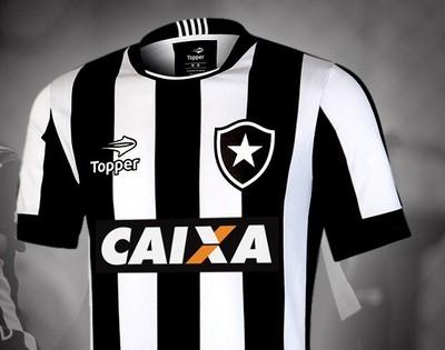 c1b922a4006d5 Botafogo terá escudo da Chape e verde na camisa contra o Grêmio ...