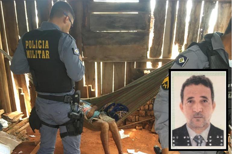 Homem é morto a facadas na sua própria casa no distrito de Entre Rios (Foto:Site Lapada)